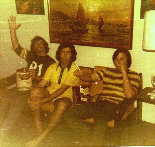 Bill, Joe, & Bruce