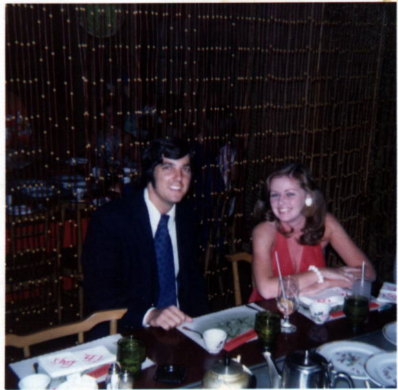 Kathy & Jim Evams