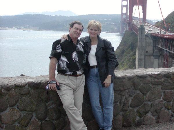 Bob & Renee Haines in Frisco