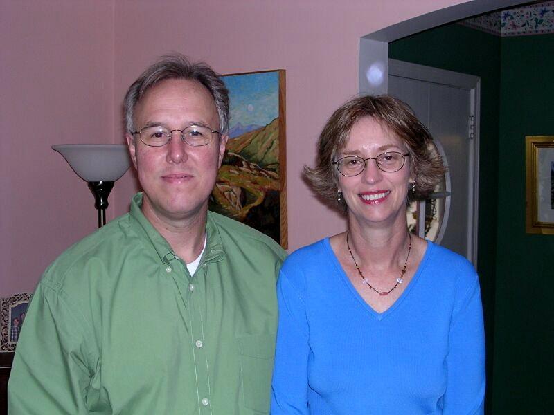 Tommy & Olga Bayer